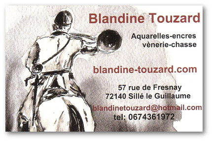 chateaudesourches Blandine Touzard