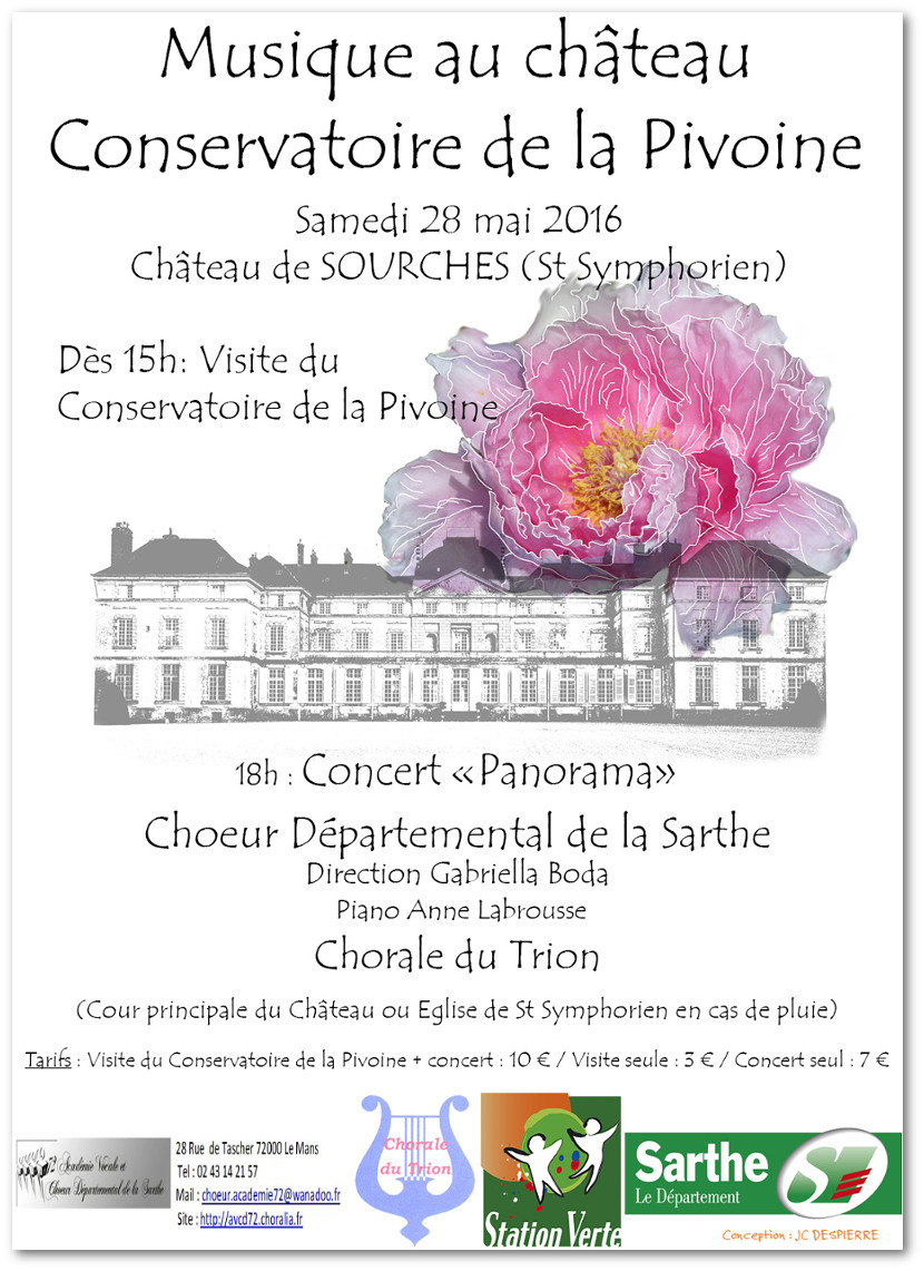 concert chateau de sourches